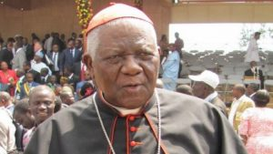 Read more about the article A Brief chat with Cardinal Tumi by Neba Nathan