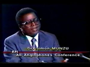 Read more about the article What Munzu Read in 1994 in Bamenda as published by Mbiydzenyuy David WANTANGWA