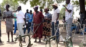 Read more about the article Women plough the way to peace in South Sudan resettlement project