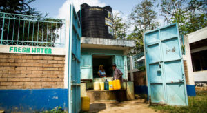 Read more about the article Water access critical to beating back COVID-19 spread in slum areas