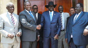 Read more about the article UN chief welcomes South Sudan's Unity government, lauds parties for 'significant achievement'