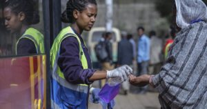 Read more about the article Millions of Ethiopians Can't Get COVID-19 News