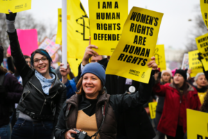 Read more about the article Trump's Global Gag Rule a blow for women's rights and lives.