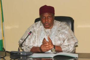 Read more about the article Taraba Governor, Ishaku, Returns To State Over 80 Days After Public Disappearance