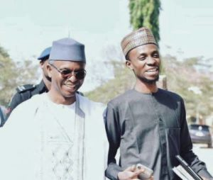 Read more about the article Bello, Son Of Kaduna Governor, El-Rufai, Rains Insult On Twitter User After Disagreement Over Trump, Buhari's Handling Of Coronavirus Outbreak