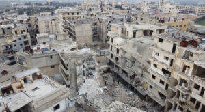 Read more about the article COVID-19 crisis 'unlike any we have dealt with', as new tragedy looms for Syria