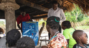 Read more about the article FROM THE FIELD: The UN's global fight against COVID-19