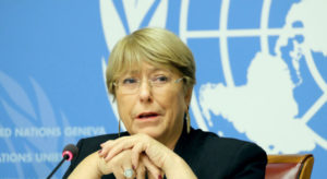 Read more about the article UN rights chief rejects killings acknowledged by Cameroon, and Iran's execution of child offenders