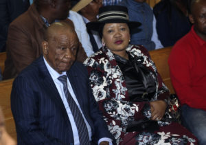 Read more about the article Wife of Former Lesotho Prime Minister Back in Prison in Murder of his Ex-Wife | Voice of America