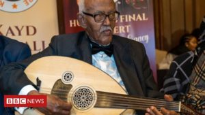 Read more about the article Hudeidi: The Somali 'king of oud' who was felled by coronavirus