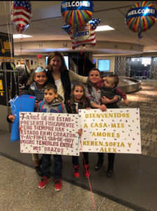 Read more about the article Volunteers Fight The Fight; Families Reunite – The Advocates Post