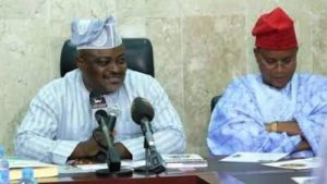 Read more about the article Lagos Assembly Speaker, Obasa, Deputy, 17 Other Lawmakers Received N80m As Estacode For Attending Five-day Event