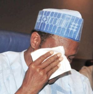 Read more about the article BREAKING: President Buhari Loses Nephew