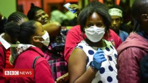 Read more about the article Coronavirus: Tanzania hospitals overwhelmed – US