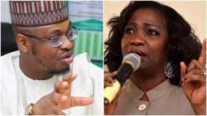 Read more about the article How Late Chief Of Staff To President Muhammadu Buhari, Abba Kyari, Triggered 'Fight' Between Abike Dabiri-Erewa And Communications Minister, Pantami