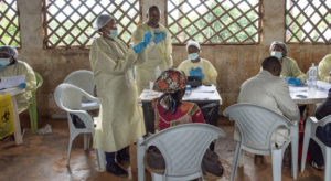 Read more about the article WHO to support DR Congo as Ebola resurfaces in the northwest |