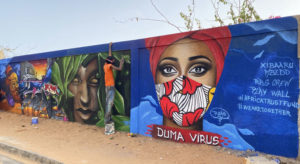 Read more about the article FROM THE FIELD: Painting the post-pandemic world in Senegal |