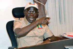 Read more about the article BREAKING: APC Chairman, Oshiomhole, Insists On Direct Primary In Edo After Meeting With Governors
