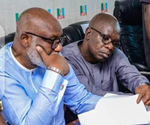 Read more about the article I Can't Hand Over Governance To My Deputy, He's A Betrayer, Says Ondo Governor, Akeredolu