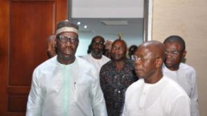 Read more about the article Court Restrains Obaseki From Probing Oshiomhole's Tenure As Edo State Governor