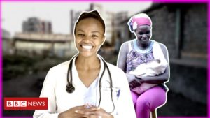 Read more about the article Coronavirus in Kenya: 'I couldn't let women die in childbirth during curfew'