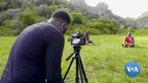 Read more about the article Nigeria's Filmmakers Get Creative to Cope with COVID-19   Voice of America