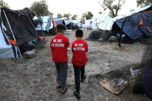 Read more about the article Forty-Nine Migrant Children Moved to Safety in France