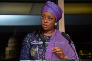 Read more about the article Ex- Petroleum Minister, Diezani, Says 'Yahoo Boys' Have Become Role Models