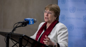 Read more about the article UN rights chief warns of possible war crimes in Nagorno-Karabakh conflict |