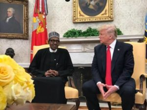 Read more about the article What I Told United States President, Trump, When He Accused Me Of Killing Christians —Buhari