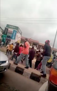 Read more about the article Armed Thugs Attack Protesters In Kogi State