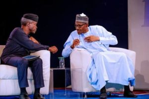 Read more about the article 2021: President Buhari, Osinbajo To Spend N167m On Food, Refreshment