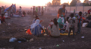 Read more about the article 'Full scale' humanitarian crisis unfolding in Ethiopia's Tigray: UNHCR |