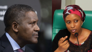 Read more about the article Bank Documents Expose How Dangote Wired Funds To NPA's Bala Usman During 2015 General Elections