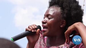 Read more about the article Uganda's Only Female Presidential Candidate Says Leadership Needs to Change | Voice of America