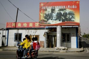 Read more about the article People in China Left Wondering, 'What Happened in Xinjiang?'