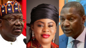 Read more about the article N5bn Scandal: How AGF Malami, Senate President Are Frustrating Stella Oduah's Trial