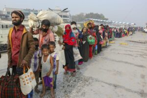 Read more about the article Bangladesh: Rohinyga Refugees Allegedly Tortured