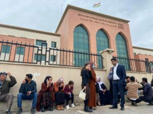 Read more about the article Kurdistan Region of Iraq: Flawed Trial of Journalists, Activists