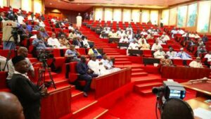 Read more about the article Senate Gives Ultimatum To National Security Adviser, Finance Minister, Accountant-General Over N7.5bn 'Secret' Withdrawal