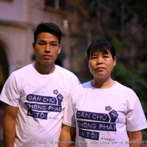 Read more about the article Vietnam: Free Democracy Activist Mother, Sons