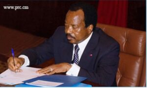 Read more about the article Cameroon: Prisoner arrested for impersonating Paul Biya