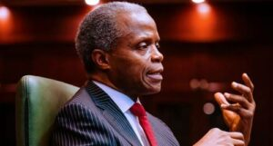 Read more about the article Tension As Vice-President, Osinbajo Is Sighted At Reddington Hospital