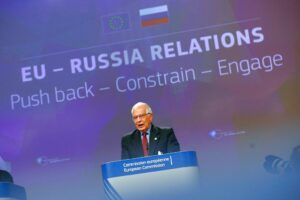 Read more about the article EU Should Hold Firm against the Kremlin's 'Flywheel of Repression'