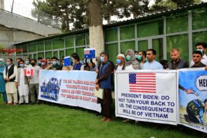 Read more about the article Afghanistan: Exiting Forces Should Protect Interpreters