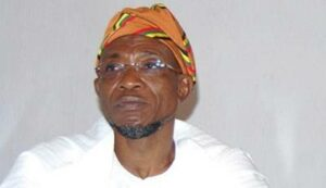 Read more about the article Yoruba Warriors Accuse Interior Minister, Aregbesola Of Denying His People Over 'Plum Job' In Buhari Regime