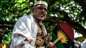 Read more about the article REVEALED: Details Of Car IPOB Leader, Kanu Was Driving When Abducted From Airport Parking Lot, Others