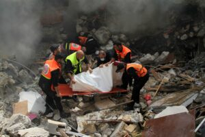 Read more about the article Gaza: Apparent War Crimes During May Fighting