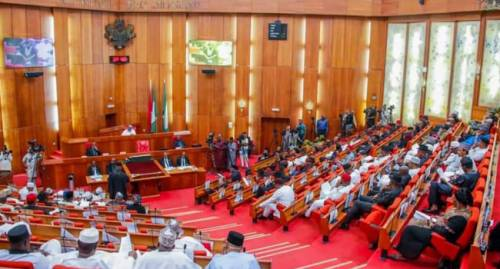 Read more about the article BREAKING: Senate Sets Up Seven-man Committee On Electoral Act Amendment Bill