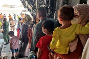Read more about the article Evacuate At-Risk Afghans   Human Rights Watch
